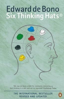 Six Thinking Hats by Edward De Bono image