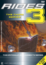 Rides - Complete Season 3 (5 Disc Box Set) on DVD