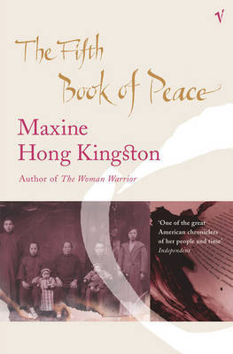 The Fifth Book Of Peace by Maxine Hong Kingston image