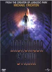 The Andromeda Strain on DVD