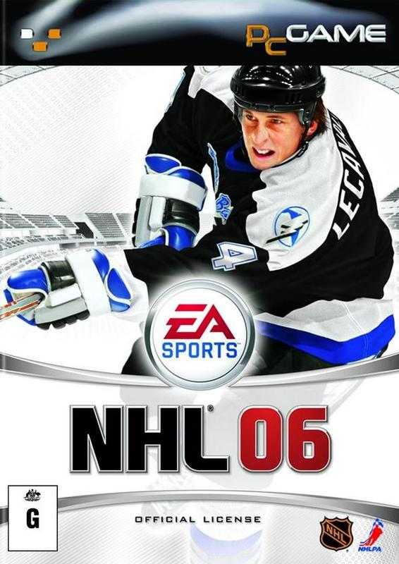 NHL 06 for PC Games