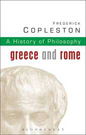 History of Philosophy: Vol 1 by Frederick C Copleston image