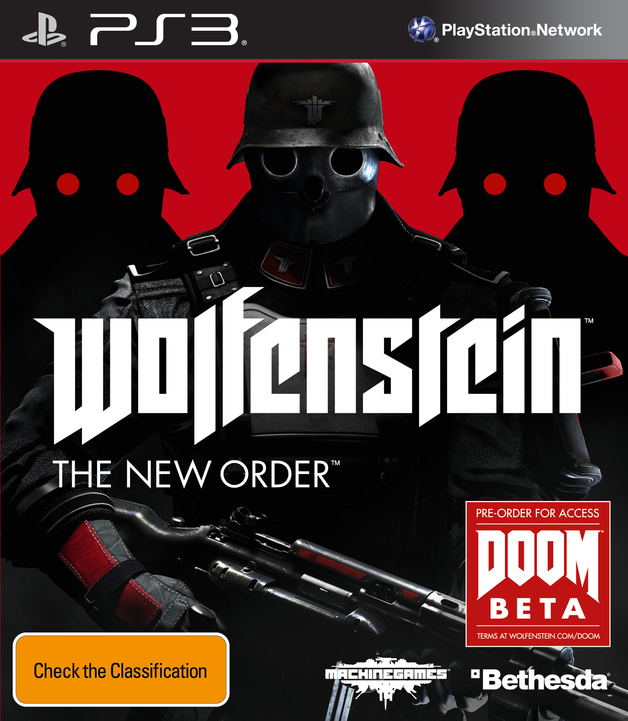 Wolfenstein: The New Order for PS3