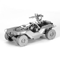 Halo Warthog Metal Earth Model Kit