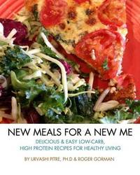 New Meals for a New Me by Roger Gorman