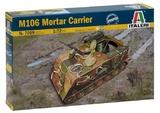 Italeri: 1/72 M106 Mortar Carrier - Model Kit