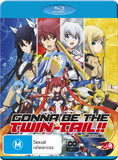 Gonna Be The Twin-tail!! Complete Series on Blu-ray