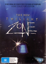 The New Twilight Zone, The - Season 1 (6 Disc Set) on DVD
