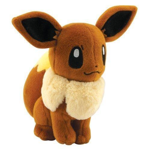 """Pokemon: Eevee - 8"""" Basic Plush image"""