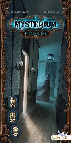 Mysterium: Hidden Signs - Expansion Set image