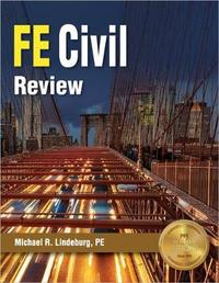 Fe Civil Review by Michael R Lindeburg image