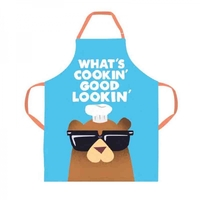 Jolly Awesome: Cooking Looking - Novelty Apron