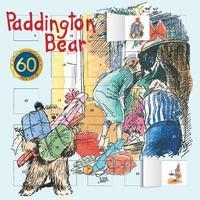 Paddington 2018 Anniversary advent calendar (with stickers)