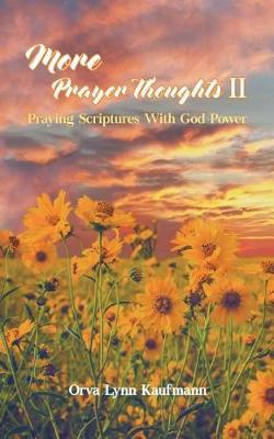More Prayer Thoughts II by Orva Lynn Kaufmann image
