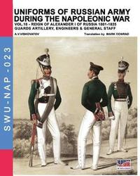 Uniforms of Russian Army During the Napoleonic War Vol.18 by Aleksandr Vasilevich Viskovatov image