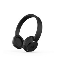 iFrogz: Coda Wireless Bluetooth Headphones With Mic - Black image