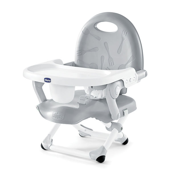 Chicco: Pocket Snack Booster Seat - Grey