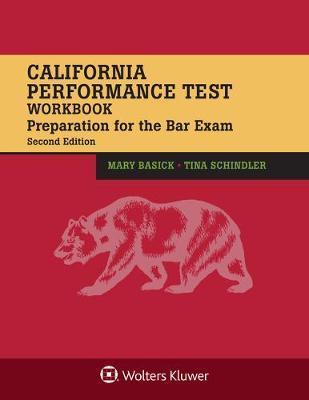 California Performance Test Workbook by Mary Basick