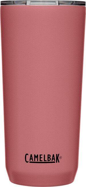Camelbak: Terracotta Rose Insulated Stainless Steel Horizon Tumbler - 591ml