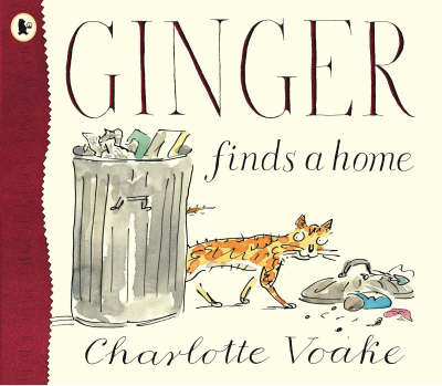 Ginger Finds a Home by Charlotte Voake image