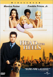 Head Over Heels on DVD