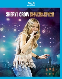 Sheryl Crow: Miles From Memphis on Blu-ray
