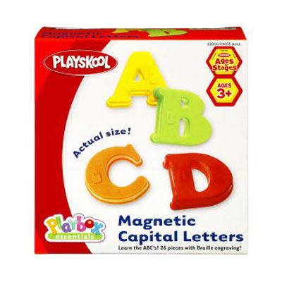Playskool Magnetic Letters