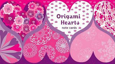 Origami Hearts by Jane Archer
