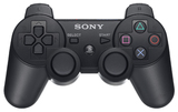 Official Sony Dual Shock 3 - Black for PS3