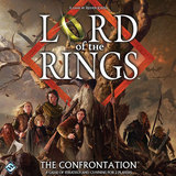 Lord of the Rings - The Confrontation Deluxe Edition