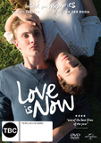 Love Is Now on DVD
