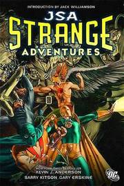 Justice Society Of America Strange Adventures TP by Kevin J. Anderson image