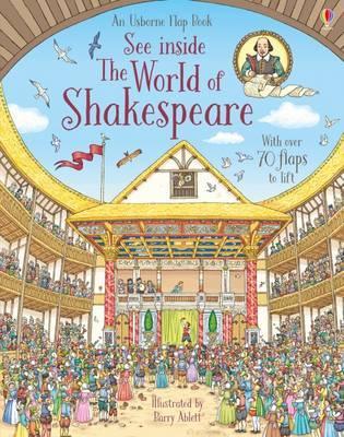 See Inside World of Shakespeare by Rob Lloyd Jones image