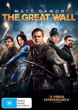 The Great Wall on DVD