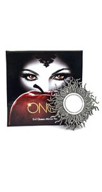 Once Upon a Time Evil Queen Mirror Pin