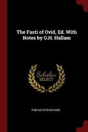 The Fasti of Ovid, Ed. with Notes by G.H. Hallam by Publius Ovidius Naso image