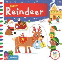 Busy Reindeer by Campbell Books