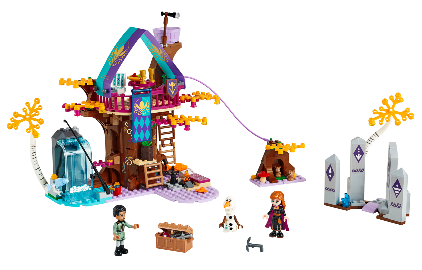 LEGO Disney: Frozen II - Enchanted Treehouse (41164) image