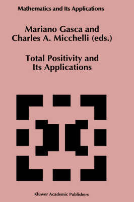 Total Positivity and Its Applications image