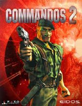Commandos 2 + T-Shirt for PC Games
