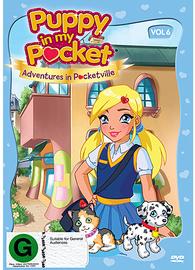 Puppy in My Pocket: Volume 6 on DVD