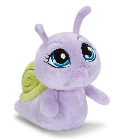 Nici Sweethearts - Snail Purple 35cm
