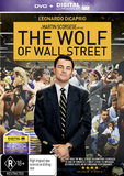 The Wolf of Wall Street DVD
