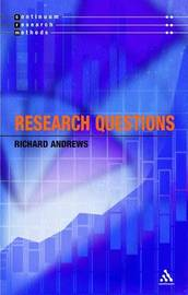 Research Questions by Richard Andrews image