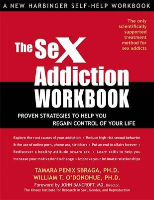 The Sex Addiction Workbook by Tamara Penix Sbraga image