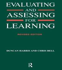 Evaluating and Assessing for Learning by Chris Bell image