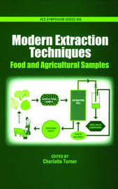 Modern Extraction Techniques for Food and Agricultural Samples image