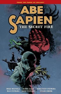 Abe Sapien Volume 7 by Scott Allie image
