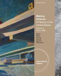 Making America: v. 2 by Carol Berkin image