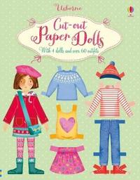 Cut-Out Paper Dolls by Fiona Watt image